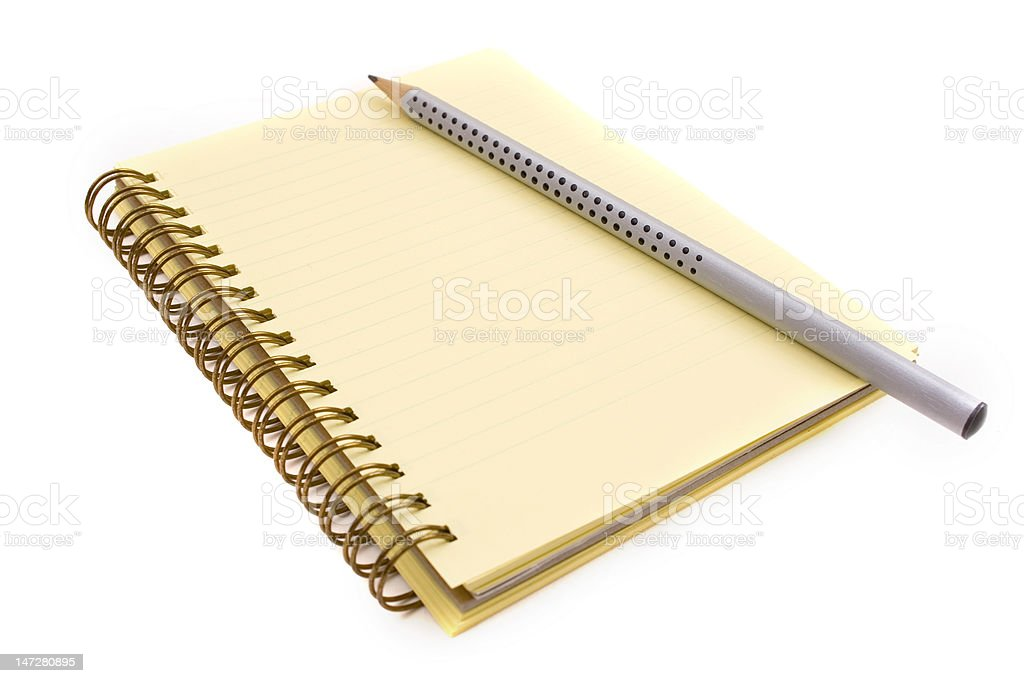 Note paper royalty-free stock photo