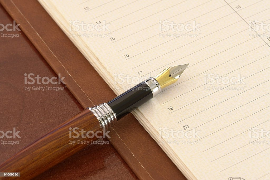 Note * royalty-free stock photo