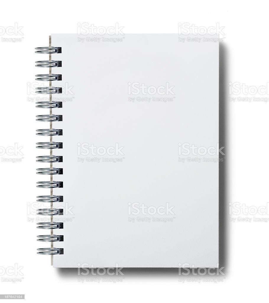 notepad. royalty-free stock photo