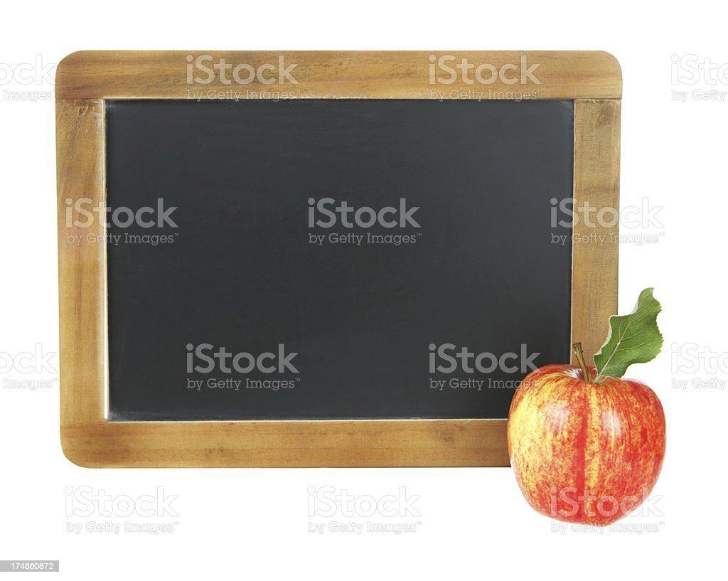 Notes for the Teacher royalty-free stock photo