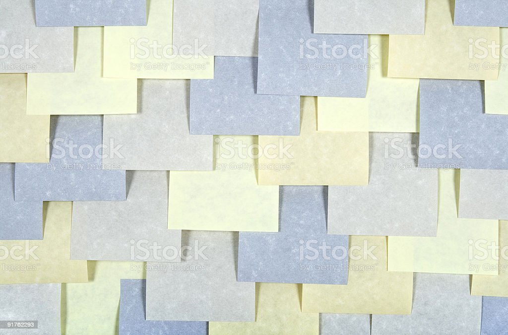 Notes paper background royalty-free stock photo