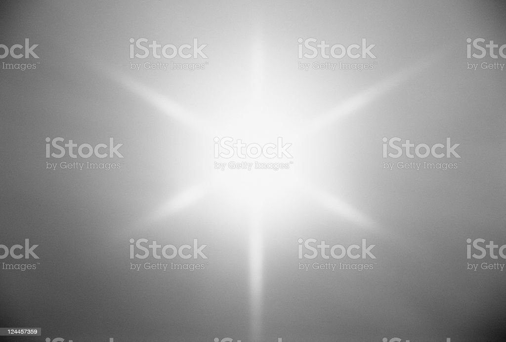 Nothing But The Sun stock photo