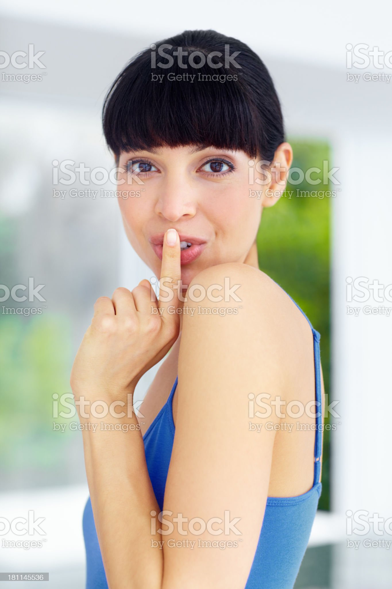 Nothing more than a whisper... royalty-free stock photo