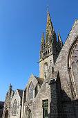 Notre Dame de Roscudon in Pont-Croix