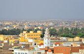 Nouakchott, Mauritania: skyline