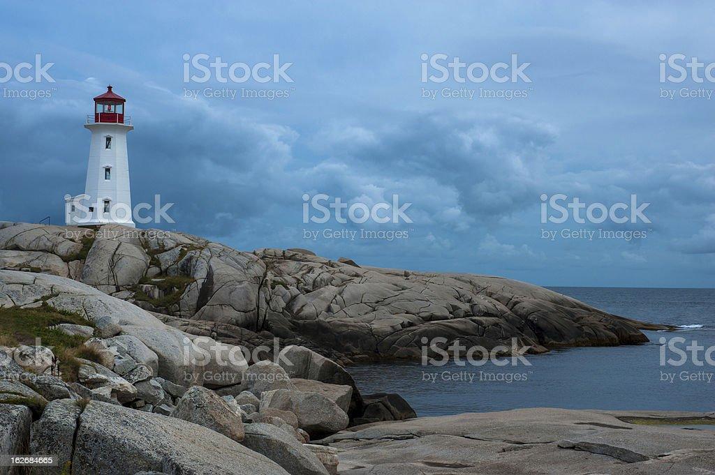 Nova Scotia royalty-free stock photo