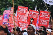 4 November 2016 demonstration in Jakarta