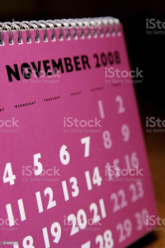 November... royalty-free stock photo