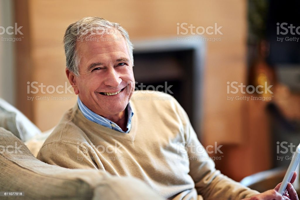 Now I have more of that Me time! stock photo
