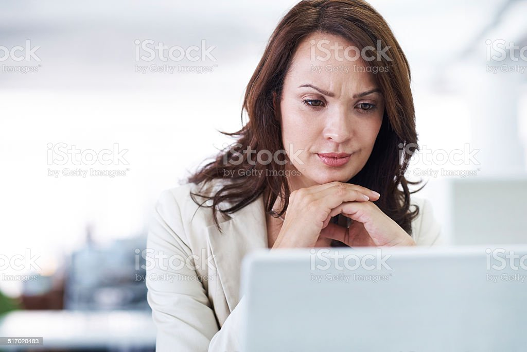 Now that's a thinker stock photo