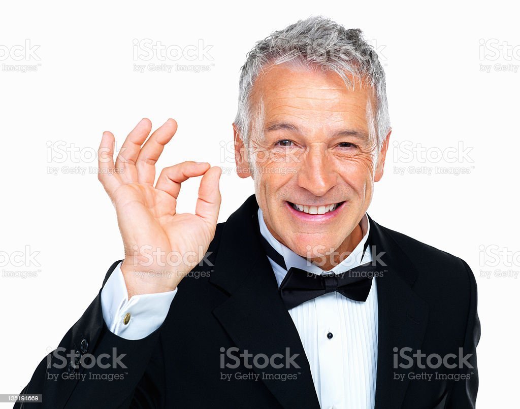Now that's perfect! royalty-free stock photo
