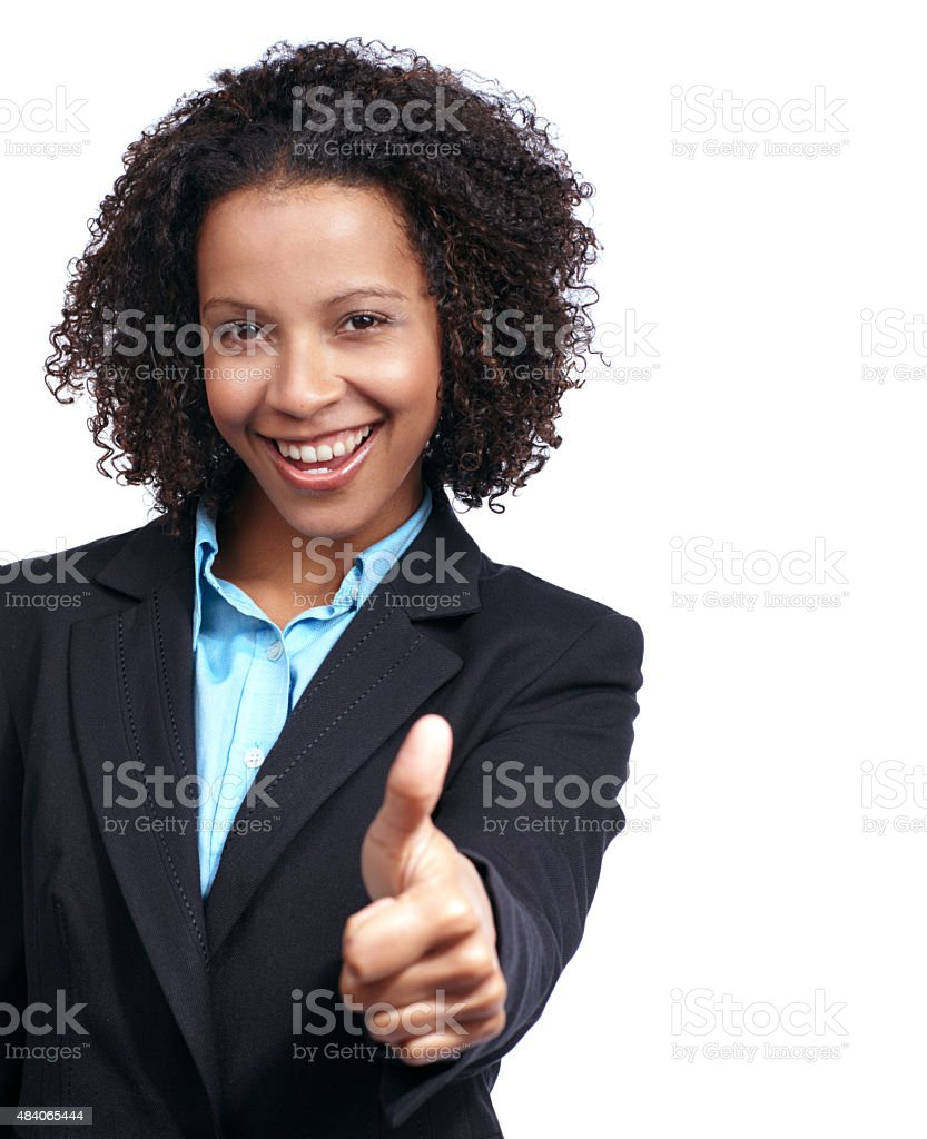 Now that's what I'm talking about! stock photo