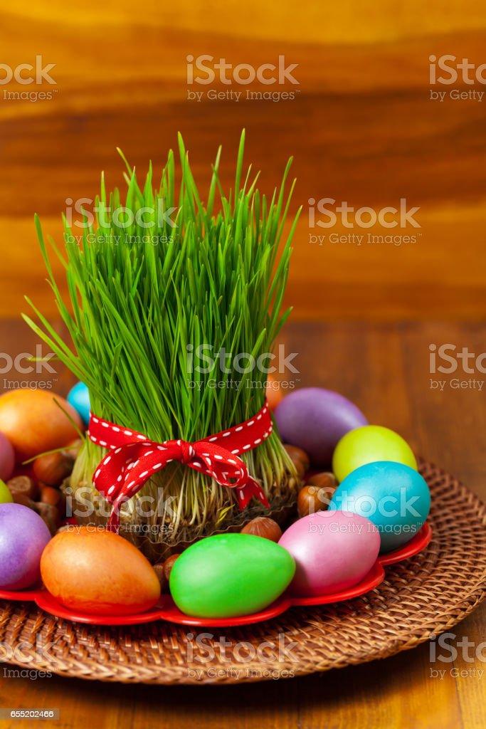 Nowruz Holiday in Azerbaijan stock photo