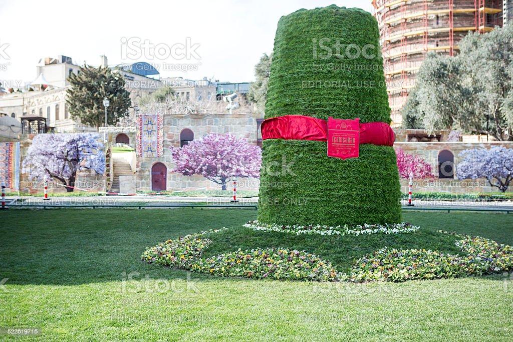 Nowruz Samani stock photo