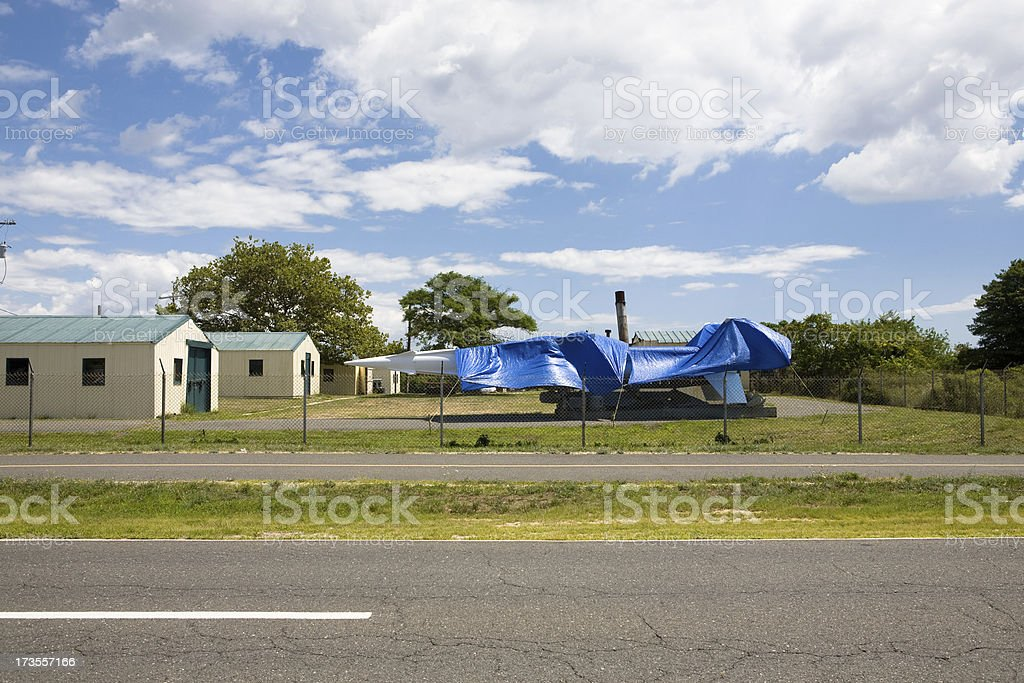 Nuclear Defense stock photo