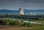 nuclear power plant of Lower Saxony , in Germany