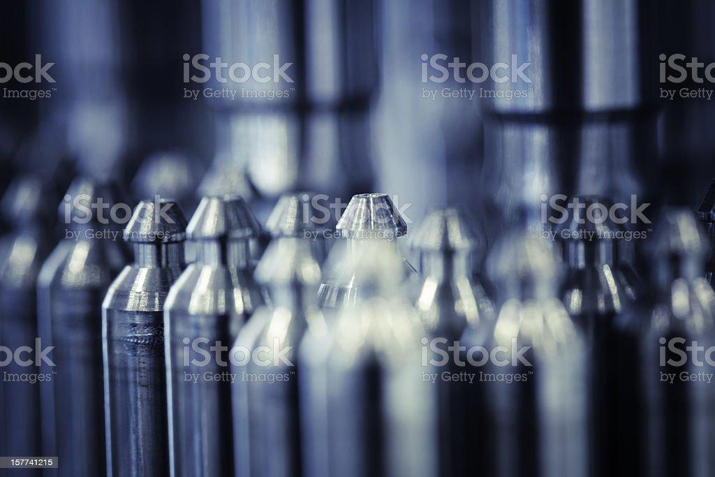 Nuclear Reactor stock photo