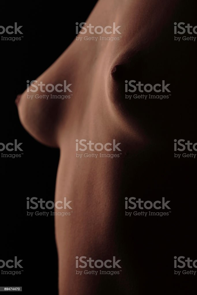 Nude 31 royalty-free stock photo