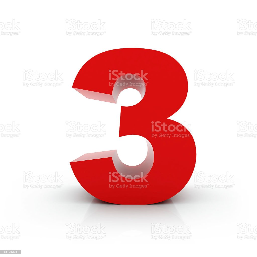 Number 3 Pictures  Images And Stock Photos