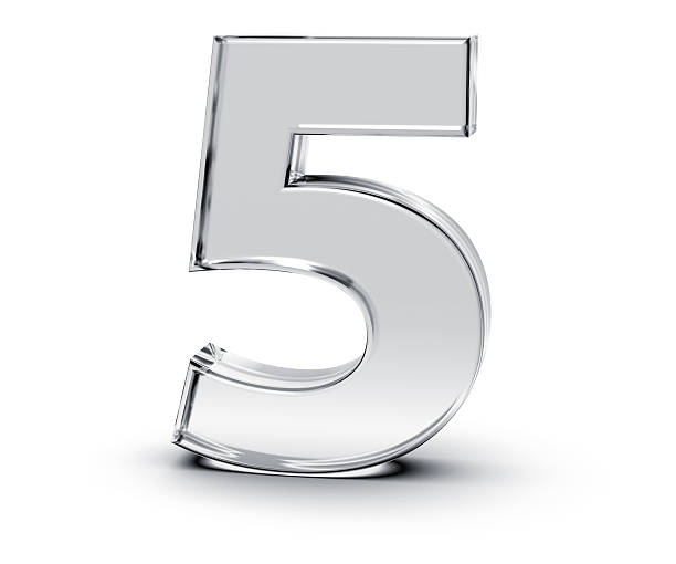 Number 5 Pictures, Images And Stock Photos