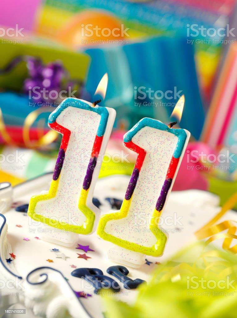 11 лет поздравления с днем 14