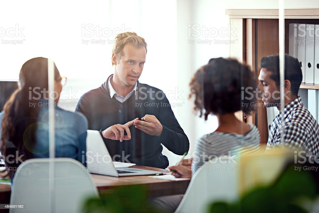 Number one... stock photo
