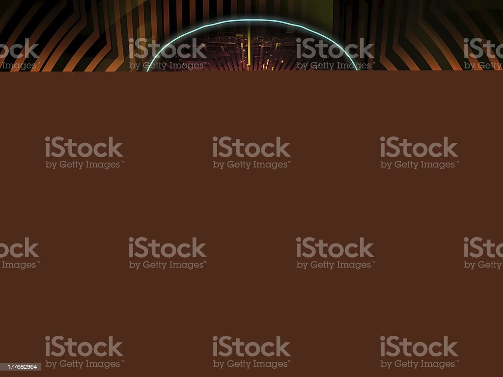 Numbers of Consciousness royalty-free stock photo