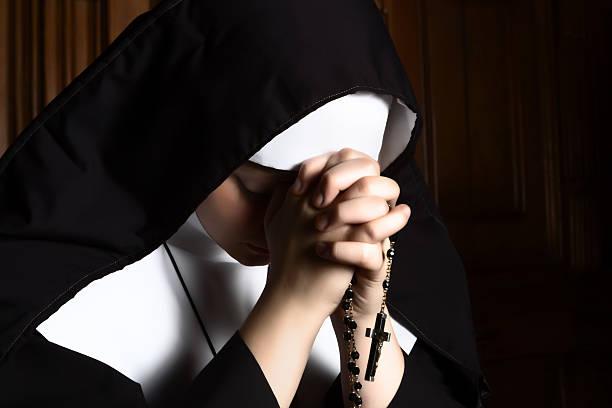 Image result for catholic nuns praying