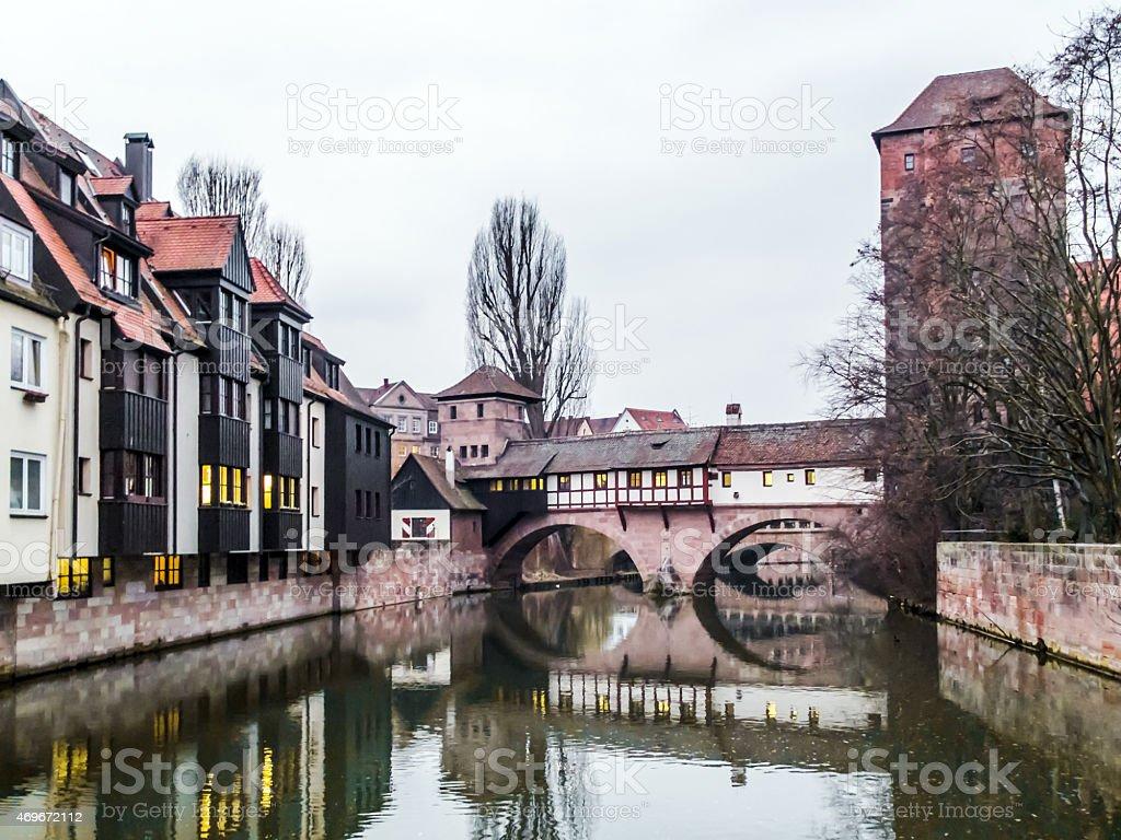 Nuremberg stock photo