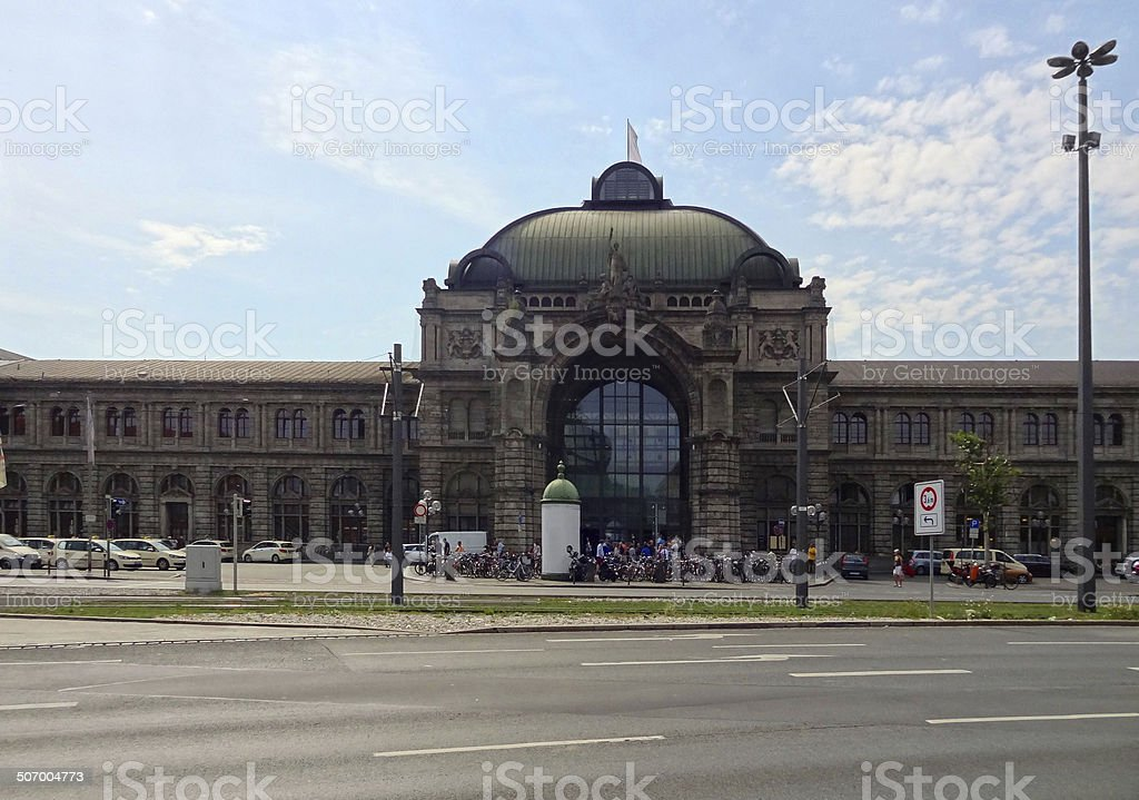 Nuremberg stock photo