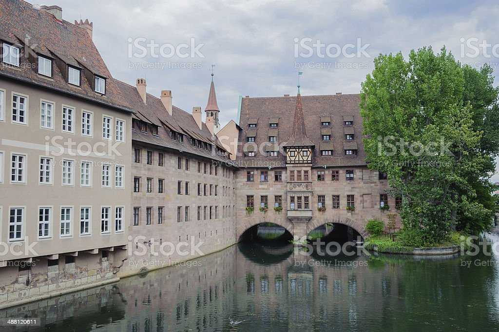 Nurnberg, Germany stock photo