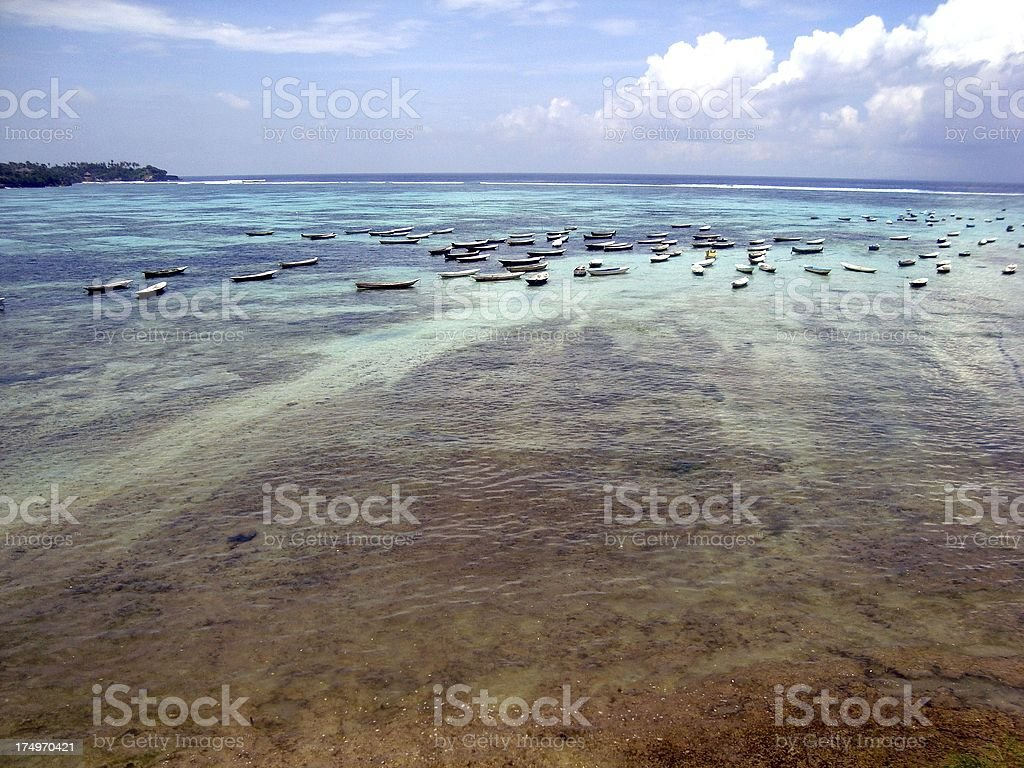 Nusa Lembongan, Indonesia stock photo