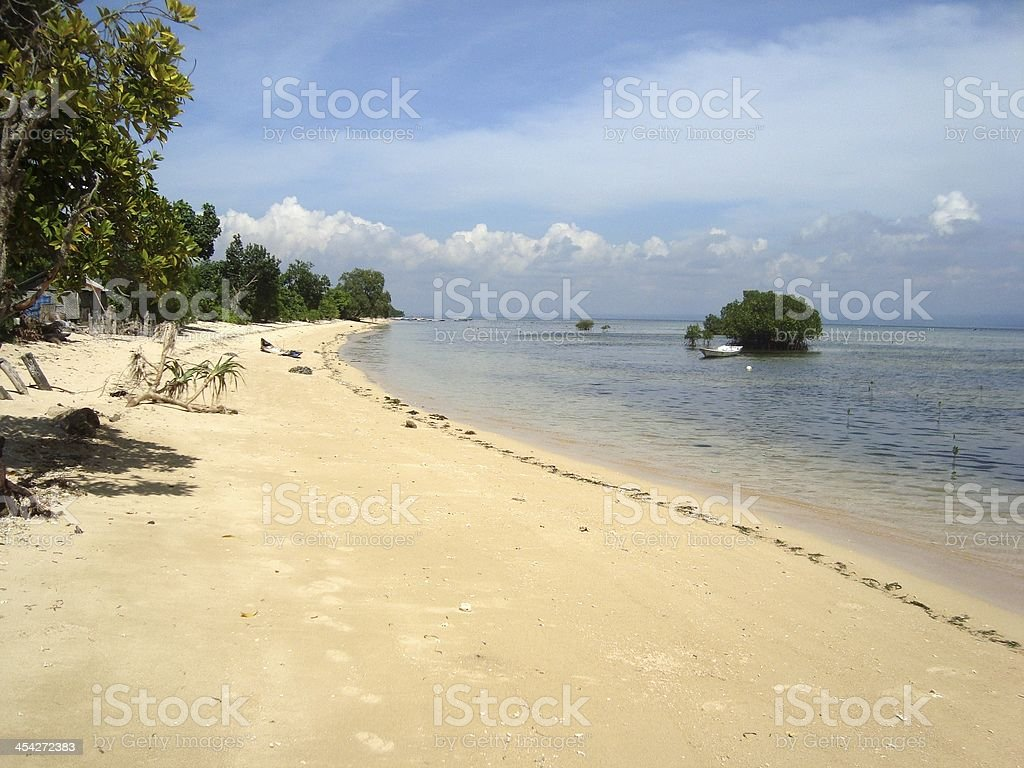 Nusa Lembongan, Indonesia royalty-free stock photo