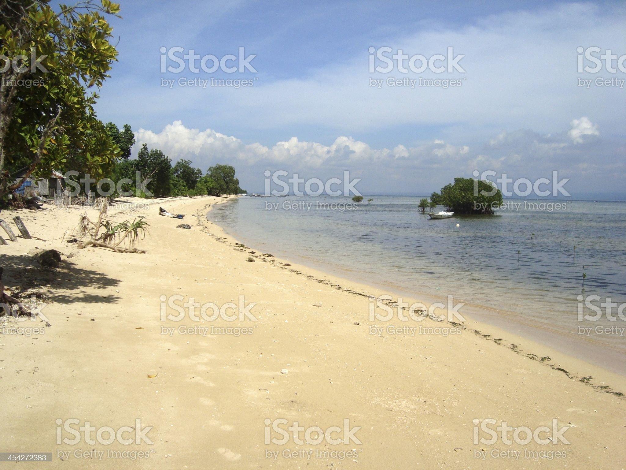 Nusa Lembongan, Indonesia royalty-free stock photo