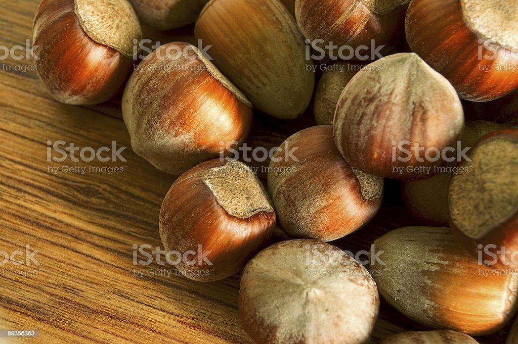 nut stock photo