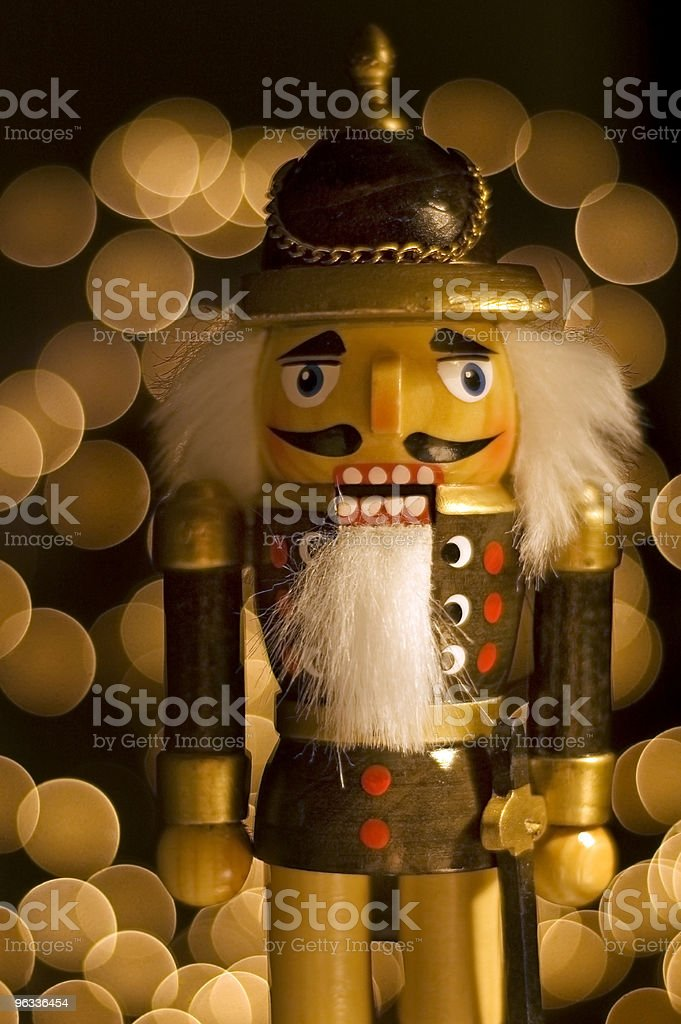 Nutcracker royalty-free stock photo