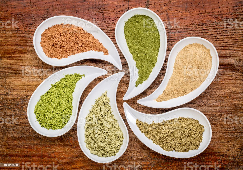 nutirtion supplements abstract stock photo