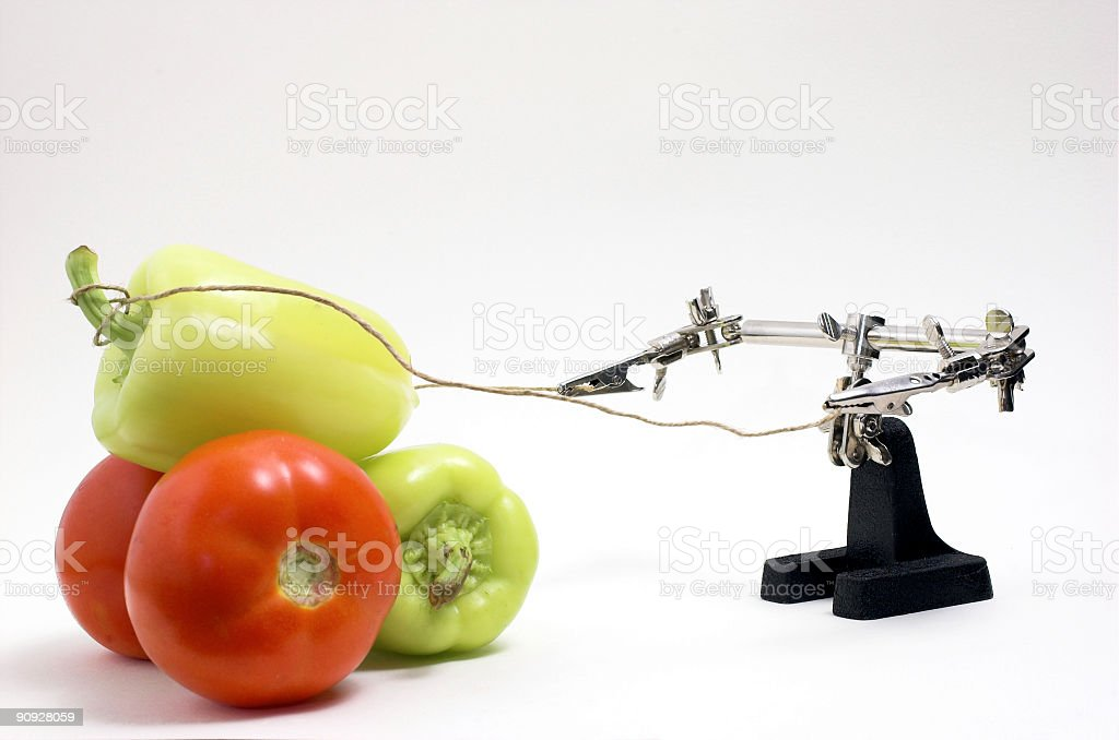 Nutrition concept stock photo