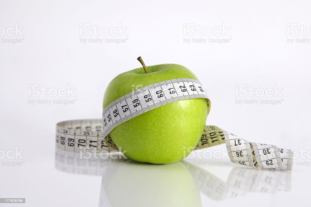 Nutrition for a healthy lifestyle. royalty-free stock photo