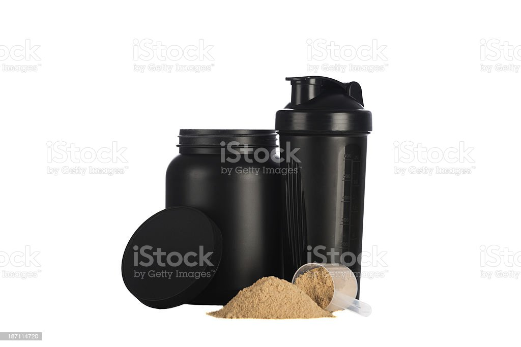 Nutrition supplements royalty-free stock photo