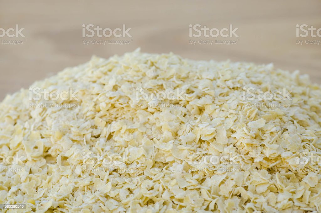 nutritional yeast stock photo