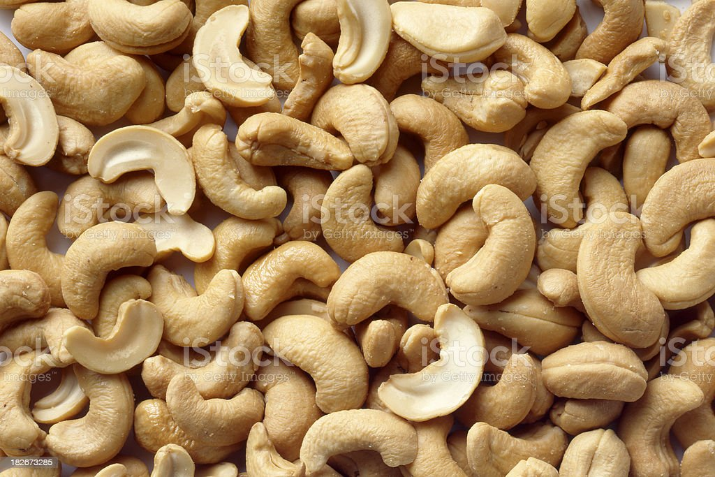 Nuts: Cashew Nuts stock photo