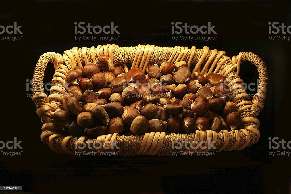 Nuts? photo libre de droits