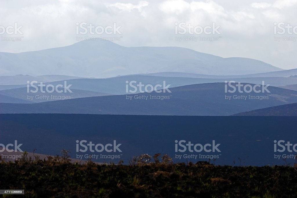 Nyika-Plateau stock photo