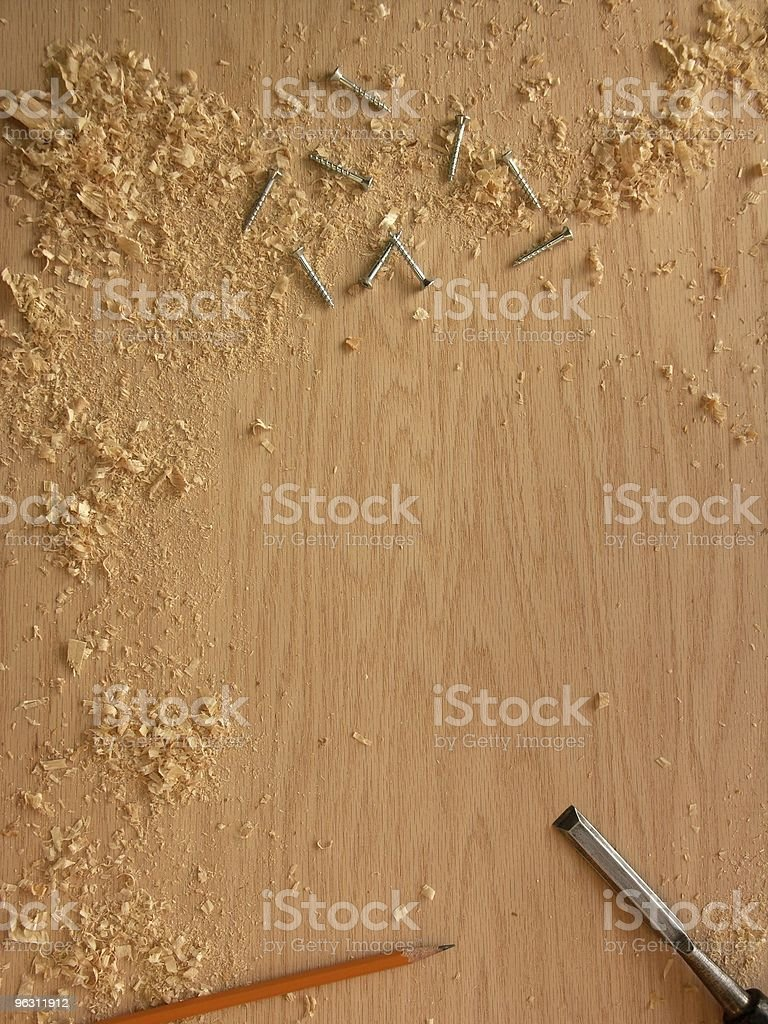 Oak Background stock photo