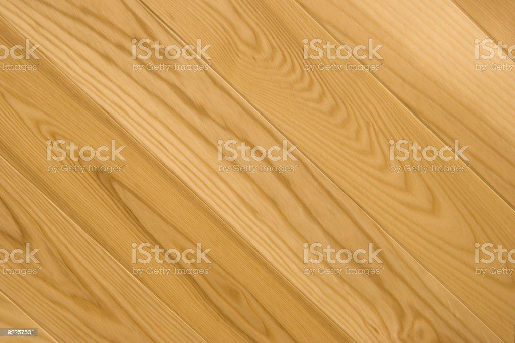Oak Hardwood Floor stock photo