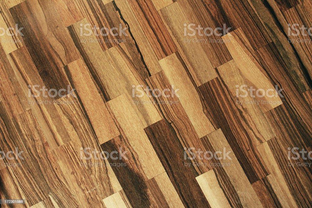 Oak parquet royalty-free stock photo