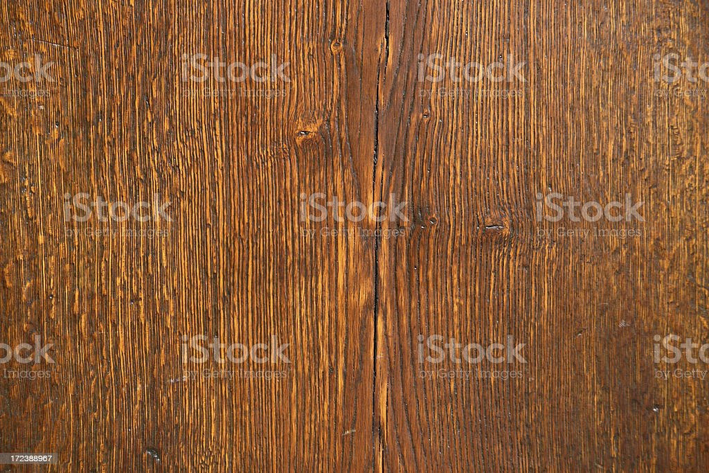 Oak Wood Background stock photo