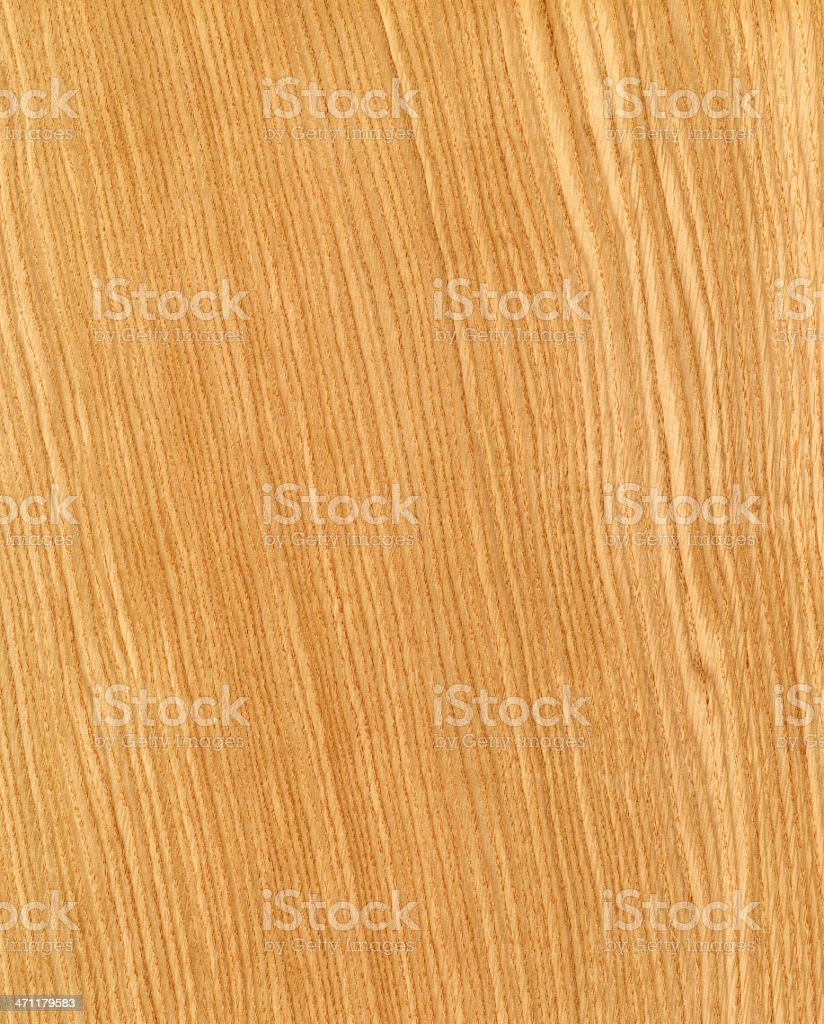 Oak Wood Grain Background royalty-free stock photo