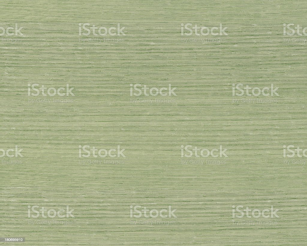 oak wood with weathered green paint royalty-free stock photo